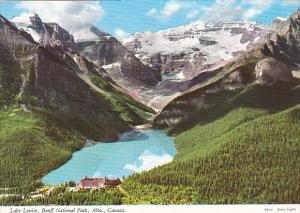 Canada Lake Louise Banff National Park Alberta