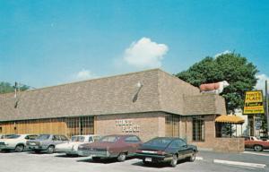 NIAGARA FALLS , Ontario , Canada , 1950-60s ; Tony's Place Restaurant