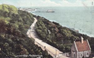 Lower Road, FOLKESTONE (Kent), England, UK, PU-1906