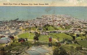 Bird's Eye View Of Panama City, From Ancon Hill, Panama, 1910-1920s
