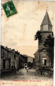 CPA  Vaubecourt (Meuse) -Rue de l'Eglise   (178660)