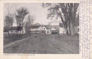 FRYEBURG, Maine , PU-1910