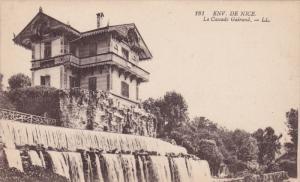 NICE, Alpes Maritimes, France, 1900-1910's; La Cascade Gairand, Env. De Nice