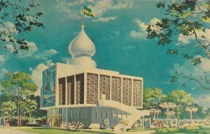The Pavilion Of The Sudan, New York World´s Fair 1964-1965, New York, 1960s
