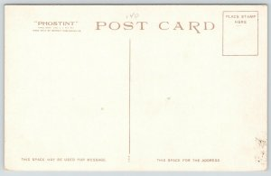 Boston MA~Detroit Publishing #12487 Highboy Chest~Revere House~Living Room~c1910