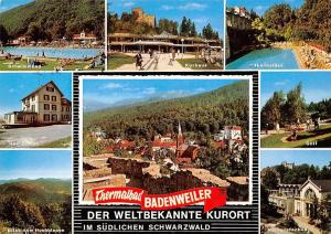 Thermalbad Badenweiler Kurhaus Thermalbad Golf Hochblauen Schwimmbad