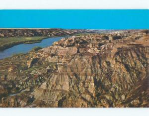 Unused Pre-1980 DINOSAUR PROVINCIAL PARK Brooks Alberta AB c7341