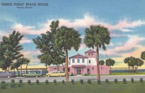 VENICE , Florida , 30-40s ; Public Beach House