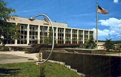 City Hall  Utica NY Unused