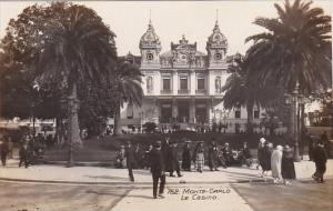 Monaco Monte Carlo Le Casino Real Photo