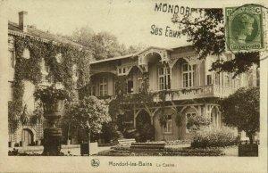 luxemburg, MONDORF-LES-BAINS, Le Casino (1928) Postcard