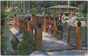 Accomplishment Bridge Japanese Gardens Birmingham Alabama AL