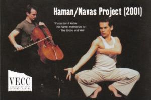 Canada Haman/Navas Project 2001 East Cultural Centre Vancouver British Columbia