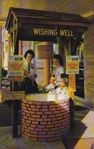 South Carolina South Of The Border Pedro's Unique Wishing Well 1964