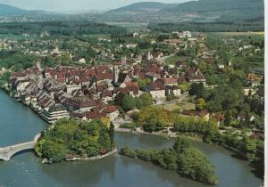 Switzerland, Suisse, Rheinfelden, used Postcard