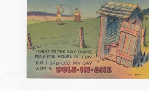 Golf Comic , 1930-40s
