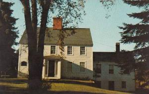 Rhode Island Pawtucket Daggett House Slater Park