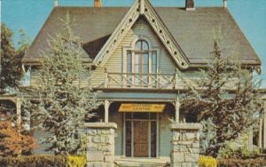 Irving House Historic Centre, NEW WESTMINSTER, British Columbia, Canada, 40-6...