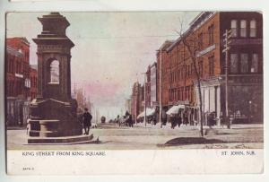P970 old card king street st john New_Brunswick canada