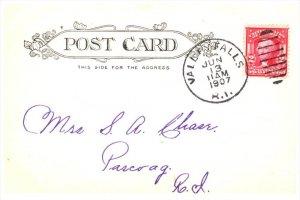 20338  DPO  Rariety 1 1907 Valley Falls Rhode Island