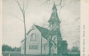 MILFORD , Connecticut, 1901-07 ; St Mary's Church