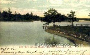 Lake Quinsigamond, Lake Park - Worcester, Massachusetts MA
