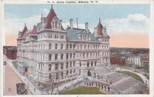 New York State Capitol Albany New York 1922