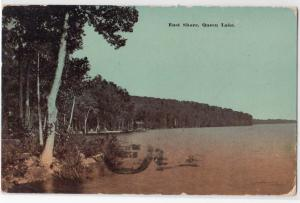 East Shore, Queen Lake MA