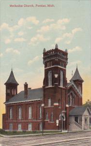 Methodist Church, PONTIAC, Michigan, 00-10s