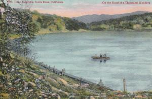 Lake Ralphine , SANTA ROSA , California ; 00s-10s