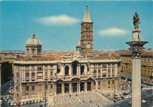 Postcard Italy  Rome St. Maria Maggiore Basilica