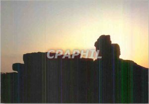 Postcard Modern Ancient Towm of Gaochang