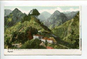 424456 PORTUGAL MADEIRA Reds Mount Park Hotel Vintage postcard