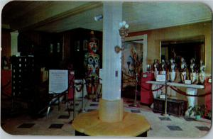 Interior Displays Ripley Believe It or Not Museum St Augustine FL Postcard R13