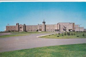 Exterior View, Le Seminaire, The Seminar, Saint-Jean, Quebec, Canada, PU-1969