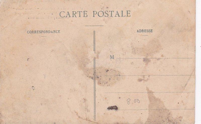 FRANCE, 1900-10s; La Nacelle du Dririgeable Villa de Nancy