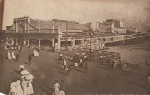 ATLANTIC CITY, New Jersey, PU-1915; Young's Ocean Pier