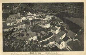 CPA Luxembourg Esch le Trou (30810)