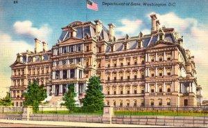 Washington D C Department Of State