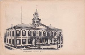 FREEHOLD , New Jersey , 1909 ; Court House