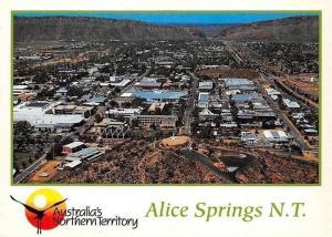 Australia Northern Territory, Alice Springs N.T. Panorama