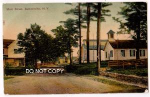 Main St. Summitville NY