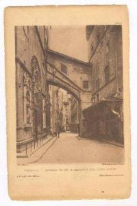 Firenze, Italy, 00-10s : Chiesa di or S. Michele dal lato ovest