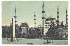 Mosquee du Sultan Ahmed Et L'Hipodrome, Constantinople, Turkey, 00-10s