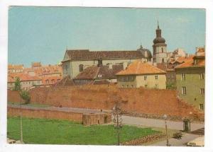 RP  WARSZAWA, Poland, 50-70s, Stare Miasto