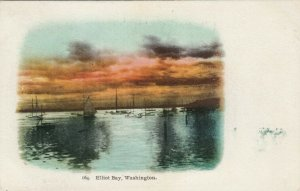 ELLIOT BAY , Washington , 1901-07