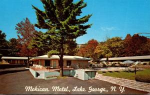 New York Lake George Mohican Motel