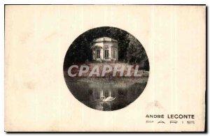 Old Postcard Andre Leconte Paris