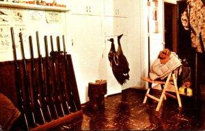 Missouri Mound City Gooselore Lodge Gun Room