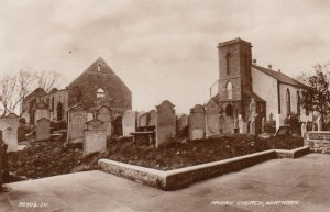RP: WHITHORN , Scotland , 00-10s ; Priory Church